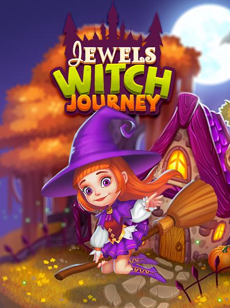 Jewels Witch Journey