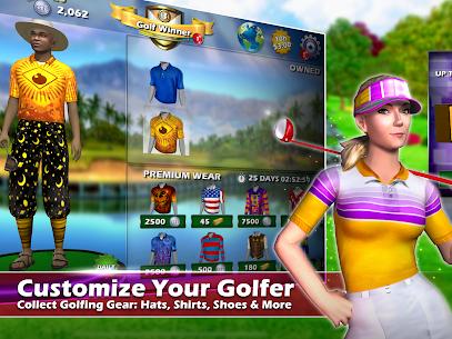 Golden Tee Golf: Online Games APK Download 13