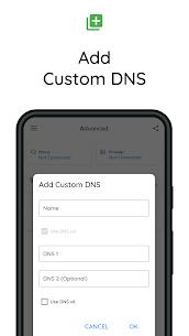 DNS Changer | Mobile Data & WiFi | IPv4 & IPv6 (PRO) 1255r Apk + Mod 5