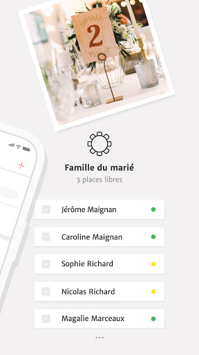 Mariages.net modavailable screenshots 6