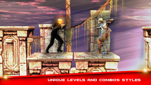 Ghost Fight - Fighting Games screenshots 1