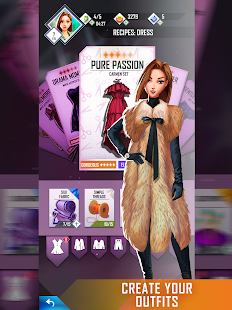 Fashion Stories: Dress Up Interactive Novels Screenshot