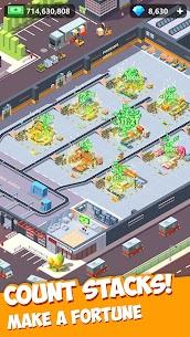 Idle Kurye Tycoon – 3D Business Manager  Güncel Full Apk İndir 6