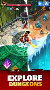Mod Game Mighty Quest for Android
