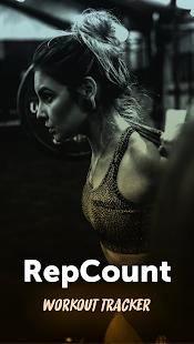 RepCount: Gym Log & Weight Lifting Workout Tracker 2.4.1 screenshots 1