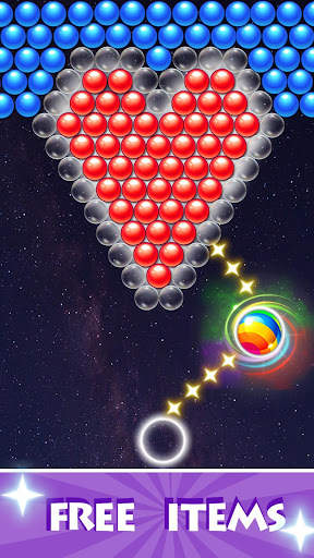 Bubble Shooter: Magic Snail  screenshots 1