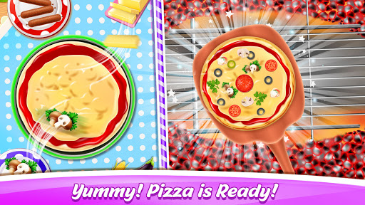 Bake Pizza Delivery Boy: Pizza Maker Games APK MOD – Pièces Illimitées (Astuce) screenshots hack proof 2