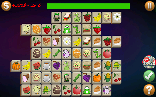 Tile Connect Master - Fruit Onnect Tile Puzzle apkpoly screenshots 13