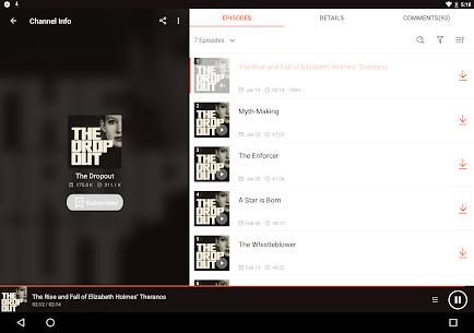 Podcast Player & Podcast App Mod Apk- Castbox (Premium) 10