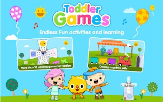 Preschool Games For Toddlers