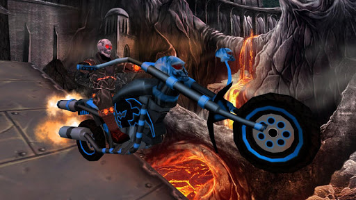 Ghost Ride 3D apktram screenshots 3