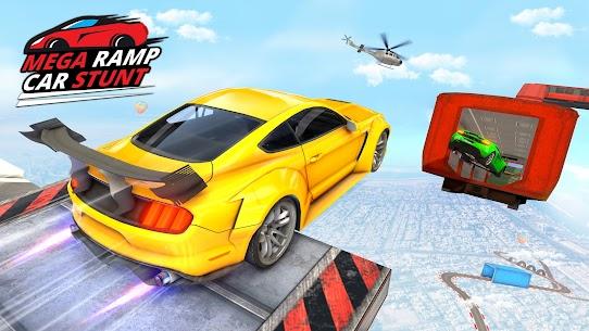 Ramp Car Stunts 2021 – Mega Ramps Car Stunt Races 1