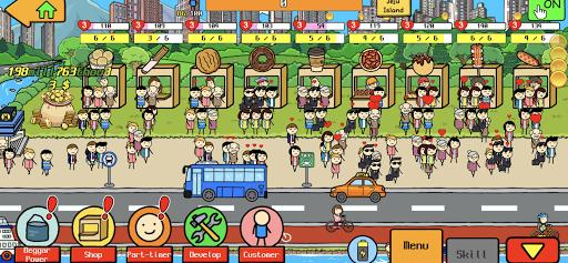 Beggar life 3 - store tycoon  screenshots 1