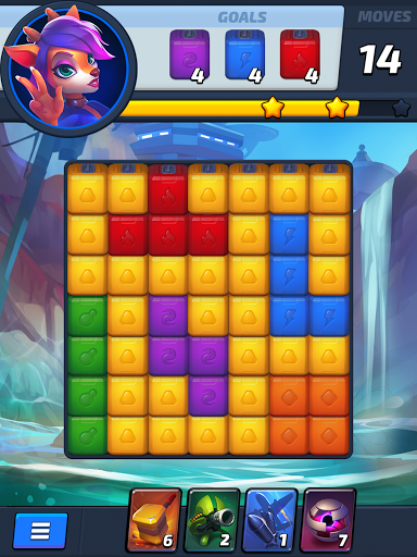 Rumble Blast u2013 3 in a row games & puzzle adventure 1.7 screenshots 15