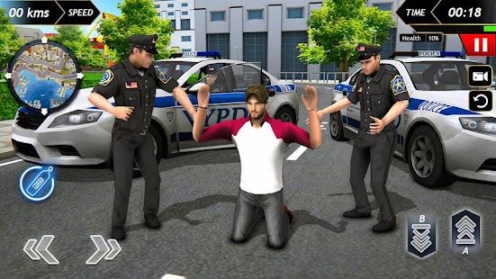 Police Car Racing 2020 Free screenshots 18