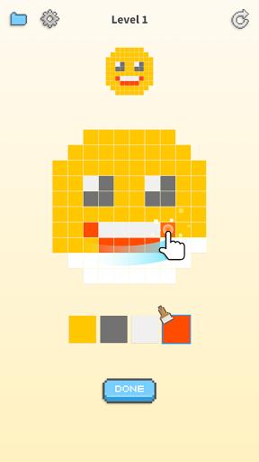 Pixel Paint 3D  screenshots 2