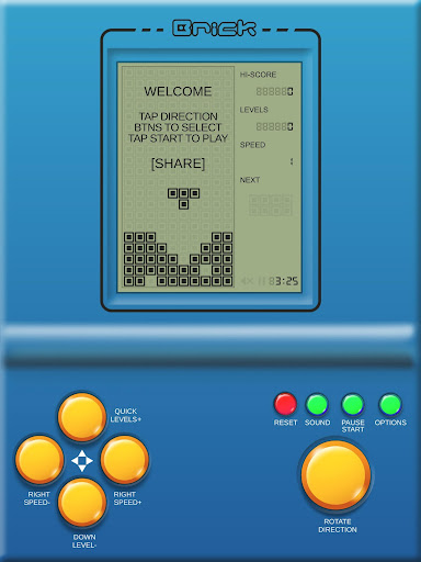 Brick Game : Retro Classic Brick  screenshots 13