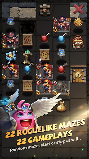 Gumballs & Dungeons(G&D) 0.49.210930.03-4.20.3 screenshots 11