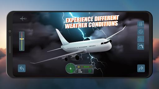 Flight Simulator 2021 ✈️ Airplane Games  screenshots 2