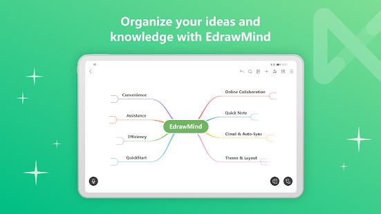 Wondershare EdrawMind MindMap