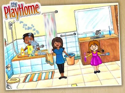لعبة ماي بلاي هوم My PlayHome Play مهكرة Mod 4