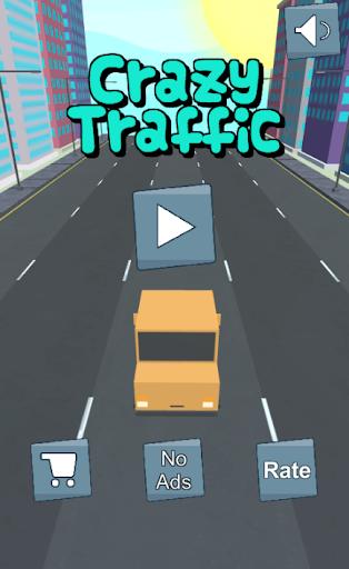 Code Triche Crazy Traffic APK MOD (Astuce) screenshots 2