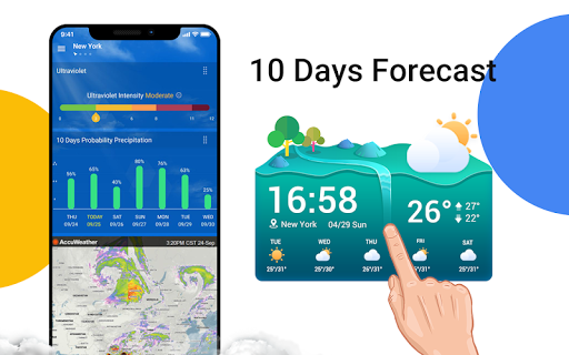 Weather Forecast screenshot 12