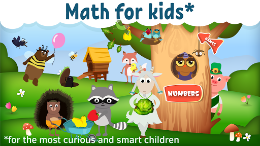 Learning numbers and counting for kids 2.4.1 screenshots 1