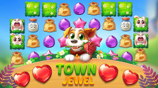 Jewel Town - 10,000+ Match 3 Levels 1.8.0 screenshots 5
