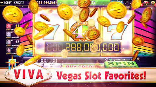 Viva Slots Vegasu2122 Free Slot Jackpot Casino Games 2.2.03 screenshots 1