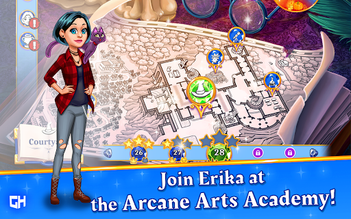 Arcane Arts Academy 🔮 apktreat screenshots 1
