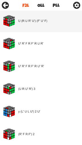 Magic Cube Puzzle 5.6 screenshots 2