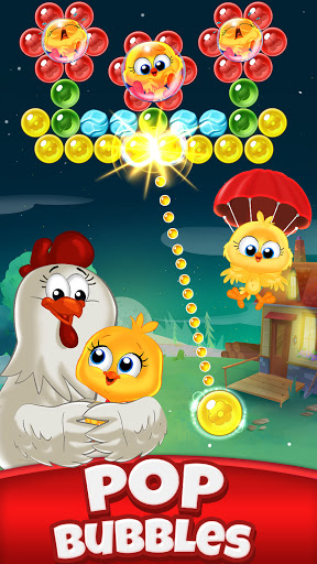 Farm Bubbles Bubble Shooter Pop 3.1.16 screenshots 1