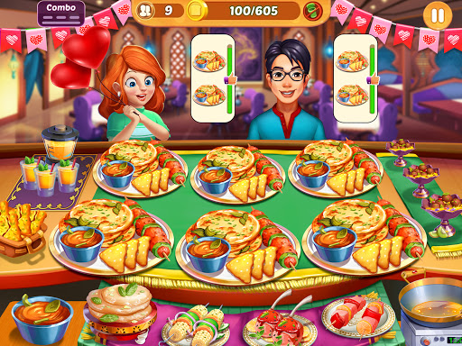 Cooking Crush: New Free Cooking Games Madness 1.3.2 Screenshots 12