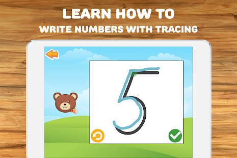 Math for kids: numbers, counting, math games 2.7.6 Screenshots 18