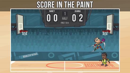 Basketball PVP screenshots 4
