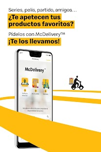 McDonald's España - Ofertas Screenshot