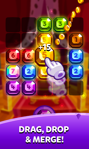 Bubbu Jewels - Merge Puzzle screenshots 6