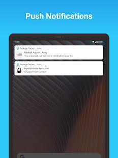 Package Tracker - Fedex, USPS, UPS, Wish, DHL, TNT  Screenshots 7