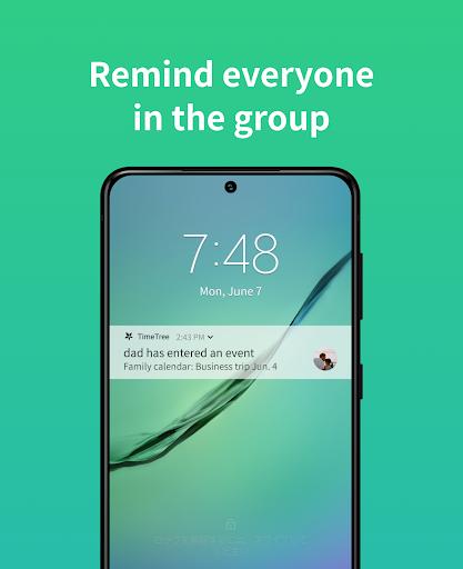 TimeTree - Free Shared Calendar apktram screenshots 3