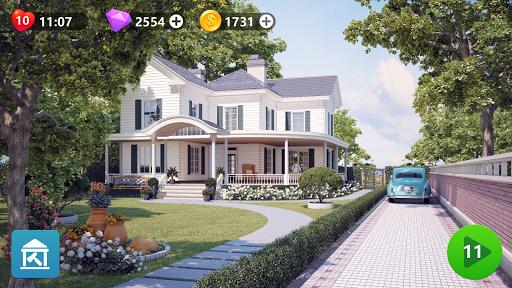 Makeover Master: Tile Connect & Home Design Apkfinish screenshots 13