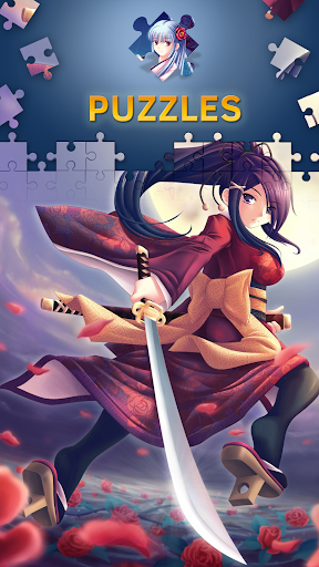 Anime Jigsaw Puzzles Free 1.0.46 screenshots 3