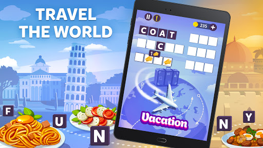 Wordelicious - Play Word Search Food Puzzle Game  screenshots 7