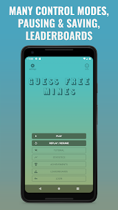 Guess-Free Mines: a minesweeper-type game 1.4.5 APK Mod Android [Latest] 2