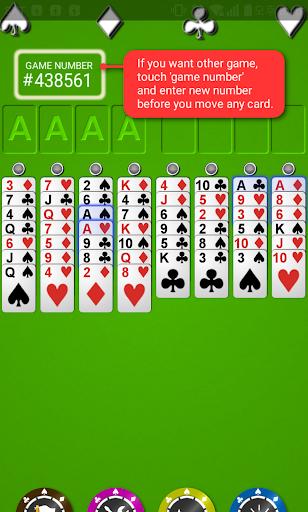 freecell grandmaster screenshot 2