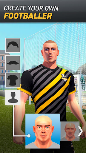 Be A Legend: Real Soccer Champions Game  screenshots 3