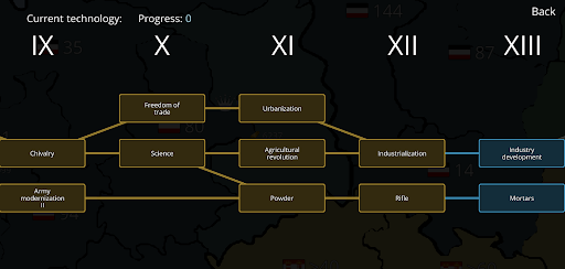 Cold Path - Turn-based strategy android2mod screenshots 9