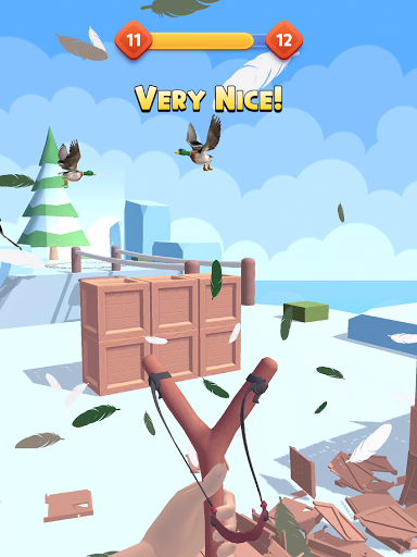 Sling Birds 3D modavailable screenshots 9