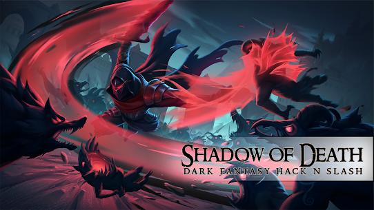 Shadow of Death Dark Knight MOD APK 1