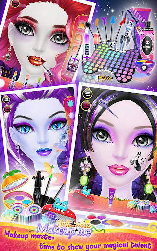 Halloween Makeup Me 1.0.6 Screenshots 5